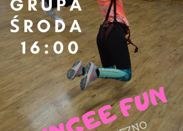 Bungee FUN nowa grupa,środy 16:00